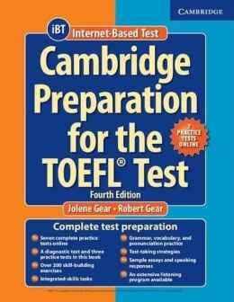 CAMBRIDGE PREPARATION FOR THE TOEFL TEST 4TH ED. PACK