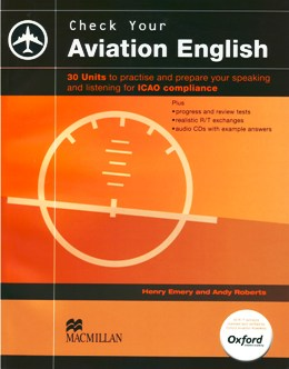 AVIATION ENGLISH CHECK YOUR, WITH AUDIO CD