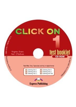 CLICK ON 1 TEST BOOKLET CD-ROM