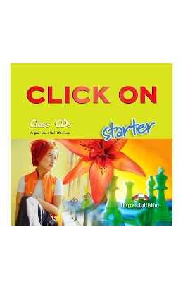CLICK ON STARTER CLASS CDs (SET 2 CD)