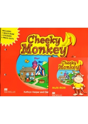 CHEEKY MONKEY 1 PUPIL'S BOOK PACK
