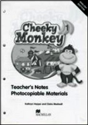 CHEEKY MONKEY 1 TEACHER'S BOOK