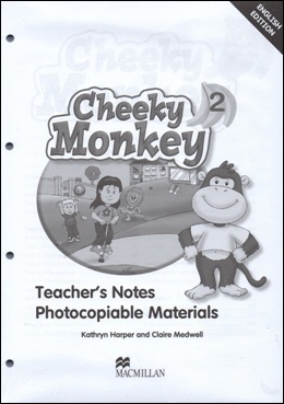 CHEEKY MONKEY 2 TEACHER'S BOOK