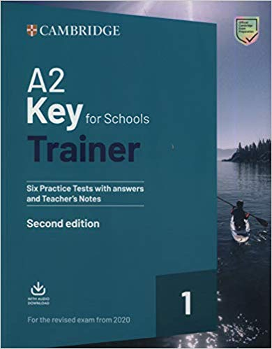 A2 KEY FOR SCHOOLS TRAINER 1 PACK 2ND ED. (REV. 2020)
