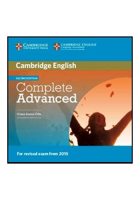 COMPLETE ADVANCED 2ND ED. CLASS AUDIO CDs (SET 2 CD)