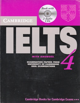 CAMBRIDGE IELTS 4 SELF-STUDY PACK