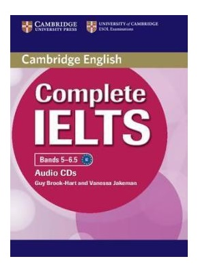 COMPLETE IELTS BANDS 5-6.5 CLASS AUDIO CD (SET OF 2)