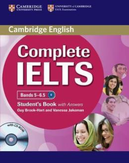 COMPLETE IELTS BANDS 5-6.5 STUDENT'S PACK