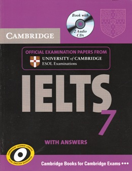 CAMBRIDGE IELTS 7 SELF-STUDY PACK