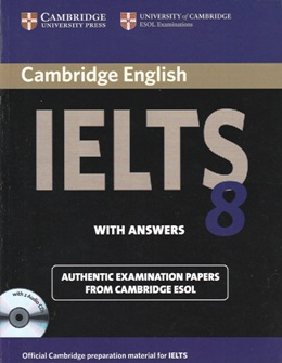CAMBRIDGE IELTS 8 SELF-STUDY PACK