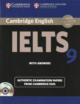 CAMBRIDGE IELTS 9 SELF-STUDY PACK
