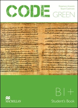 CODE GREEN B1+ STUDENT'S BOOK