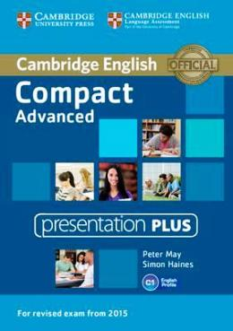 COMPACT ADVANCED 2ND ED. PRESENTATION PLUS DVD-ROM