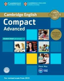 COMPACT ADVANCED 2ND ED. STUDENT'S BOOK PACK