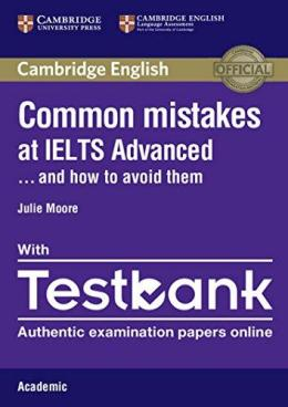 COMMON MISTAKES AT IELTS ADV... AND HOW TO AVOID THEM PACK ACA..
