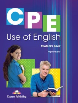 CPE USE OF ENGLISH 1 STUDENT'S BOOK REVISED