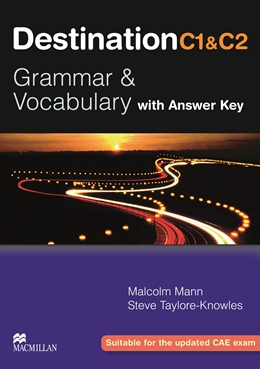 DESTINATION C1 & C2 GRAMMAR & VOCABULARY WITH KEY