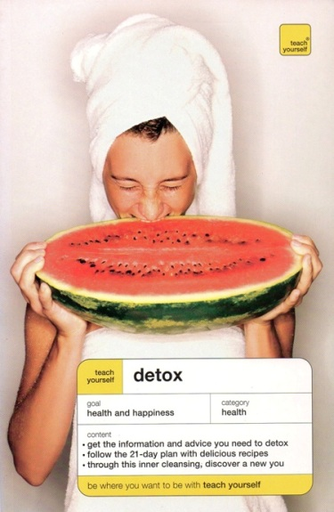 TEACH YOURSELF DETOX