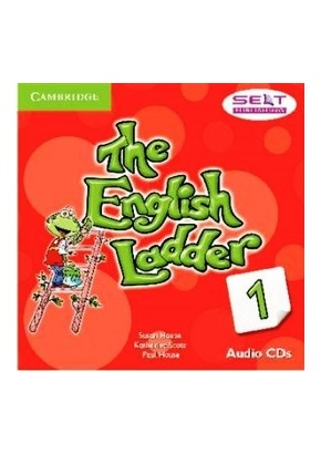 THE ENGLISH LADDER 1 AUDIO CDs (SET OF 3)