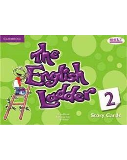 THE ENGLISH LADDER 2 STORY CARDS