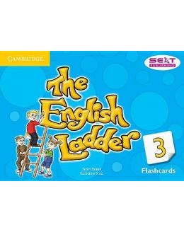 THE ENGLISH LADDER 3 FLASHCARDS