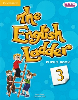 THE ENGLISH LADDER 3 PUPIL'S BOOK