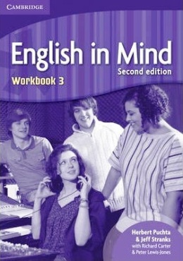 ENGLISH IN MIND 2ND EDITION 3 WORKBOOK