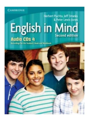 ENGLISH IN MIND 2ND EDITION 4 AUDIO CDs (SET OF 4)