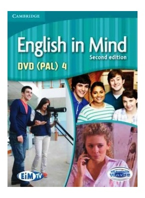 ENGLISH IN MIND 2ND EDITION 4 DVD