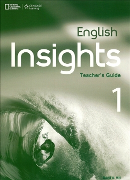 ENGLISH INSIGHTS 1 TEACHER'S GUIDE WITH CLASS AUDIO CD