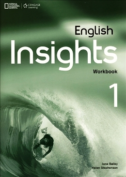ENGLISH INSIGHTS 1 WORKBOOK WITH AUDIO CD AND DVD