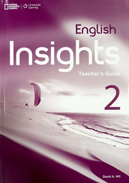 ENGLISH INSIGHTS 2 TEACHER'S GUIDE WITH CLASS AUDIO CD