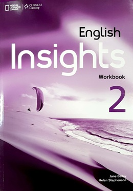 ENGLISH INSIGHTS 2 WORKBOOK WITH AUDIO CD AND DVD