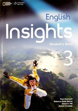 ENGLISH INSIGHTS 3 STUDENT'S BOOK
