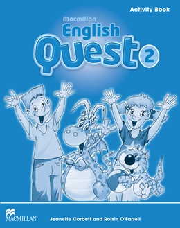 MACMILLAN ENGLISH QUEST 2 ACTIVITY BOOK