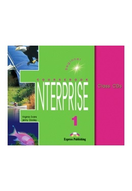 ENTERPRISE 1 CLASS CDs (SET 3 CD)