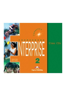 ENTERPRISE 2 CLASS CDs (SET 3 CD)
