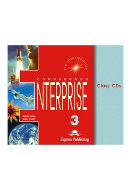 ENTERPRISE 3 CLASS CDs (SET 3 CD)