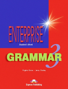 ENTERPRISE 3 GRAMMAR STUDENT'S BOOK