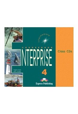 ENTERPRISE 4 CLASS CDs (SET 3 CD)