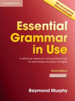 ESSENTIAL GRAMMAR IN USE 3RD EDITION WITH ANSWERS