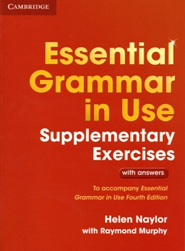ESSENTIAL GRAMMAR IN USE 4TH ED. SUPPLEMENTARY EXE. WITH ANSWERS