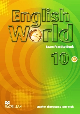 ENGLISH WORLD 10 EXAM PRACTICE BOOK