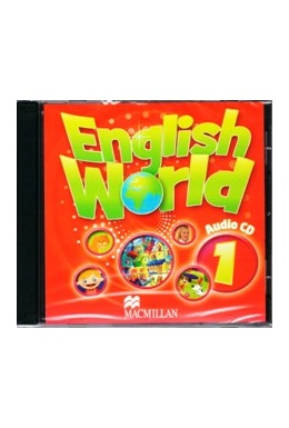 ENGLISH WORLD 1 CLASS AUDIO CD (SET 2 CD)