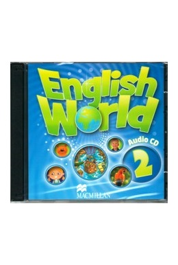 ENGLISH WORLD 2 CLASS AUDIO CD (SET 2 CD)