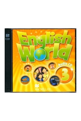 ENGLISH WORLD 3 CLASS AUDIO CD (SET 2 CD)