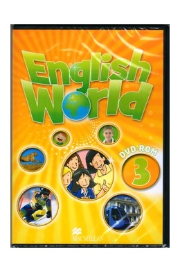 ENGLISH WORLD 3 DVD-ROM