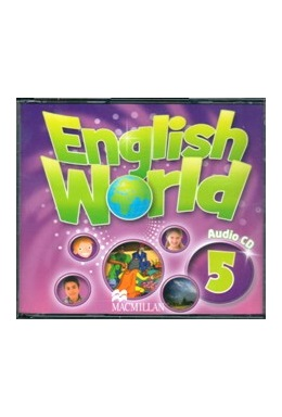 ENGLISH WORLD 5 CLASS AUDIO CD (SET 3 CD)