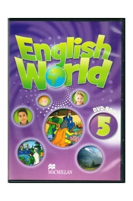 ENGLISH WORLD 5 DVD-ROM