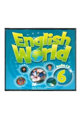 ENGLISH WORLD 6 CLASS AUDIO CD (SET 3 CD)